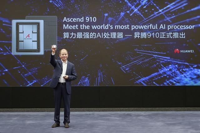 Ascend 910, el nuevo procesador para Inteligencia Artificial de Huawei 1