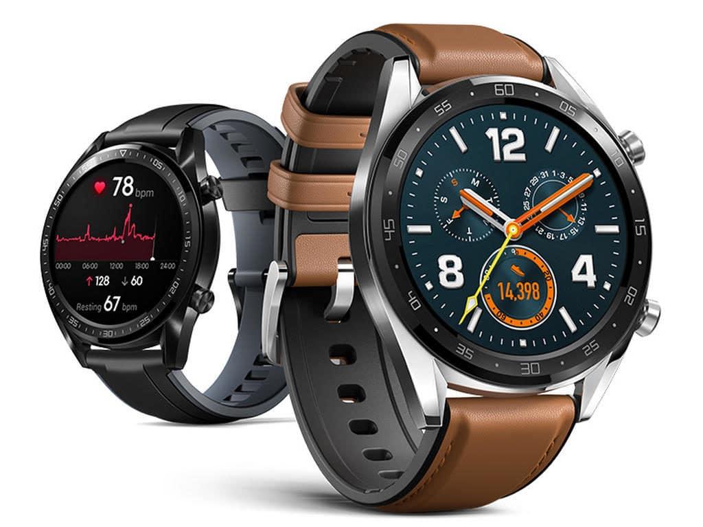 El Huawei Mate Watch podría ser el primer smartwatch con HarmonyOS 1