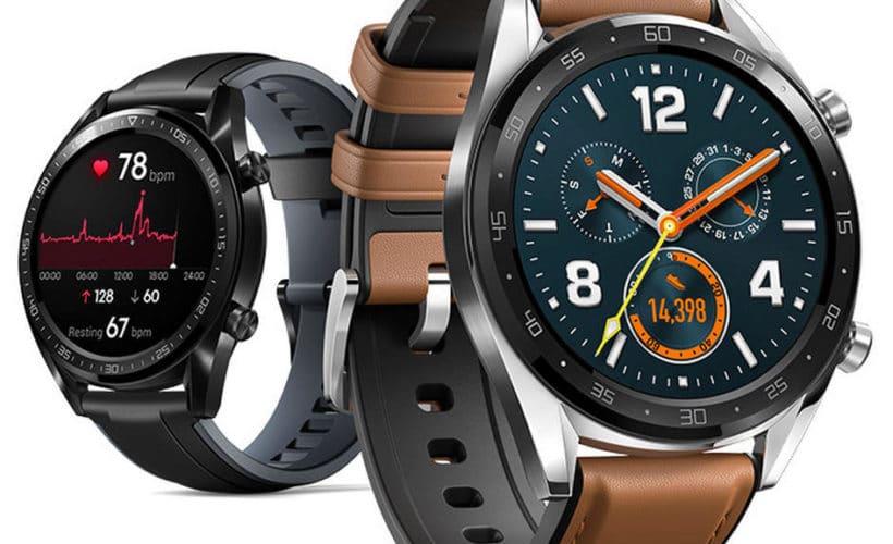 El primer Smartwatch HarmonyOS podría verse muy pronto 10