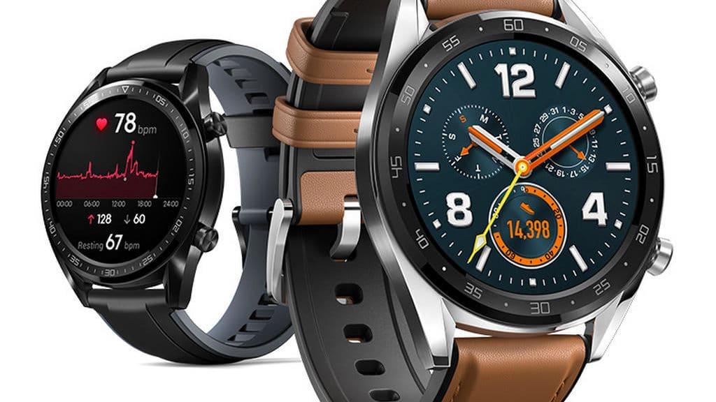 El primer Smartwatch HarmonyOS podría verse muy pronto 3