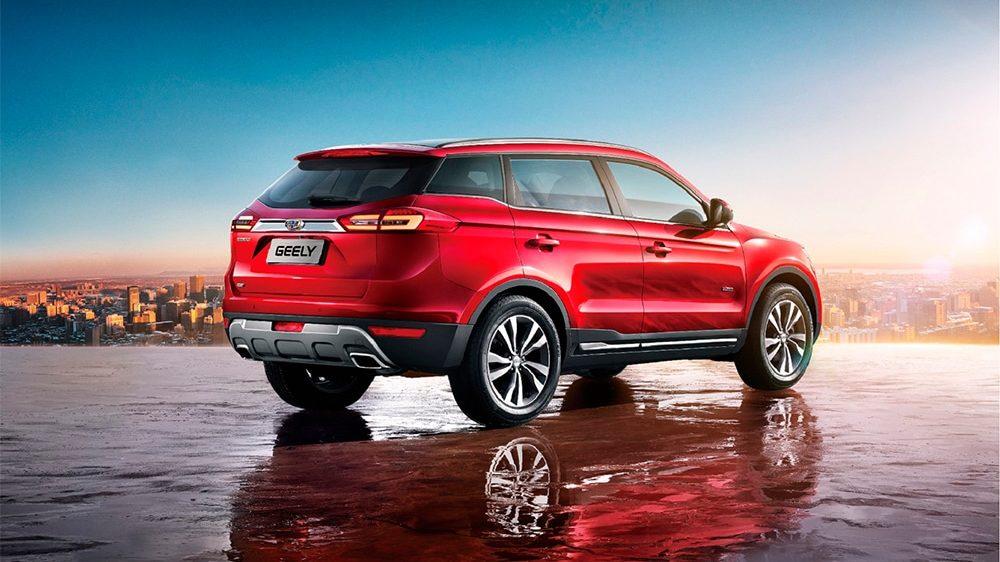 HarmonyOS podría llegar pronto a los coches de la mano de Geely Auto 2