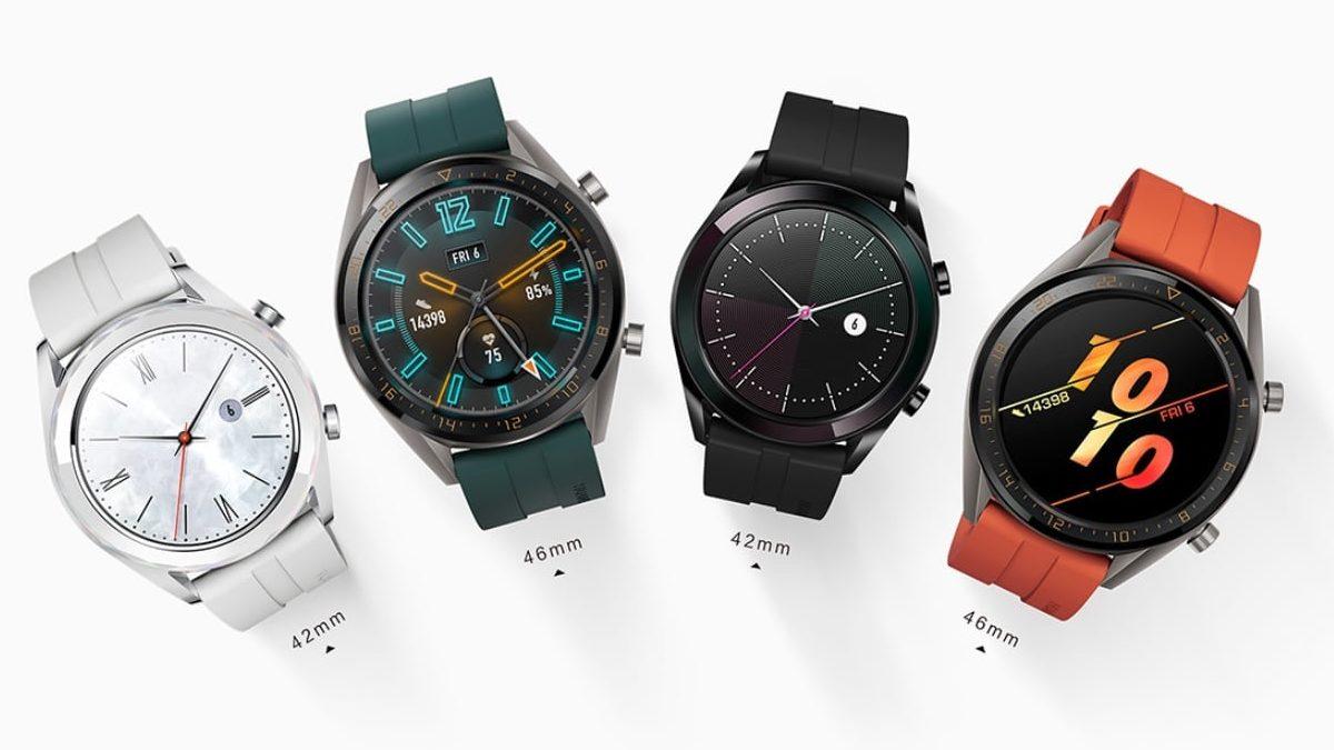 El Huawei Watch GT podría usar HarmonyOS 11