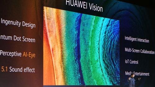 Huawei Vision la Smart TV de Huawei con HarmonyOS es oficial 1