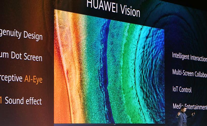 Huawei Vision la Smart TV de Huawei con HarmonyOS es oficial 2