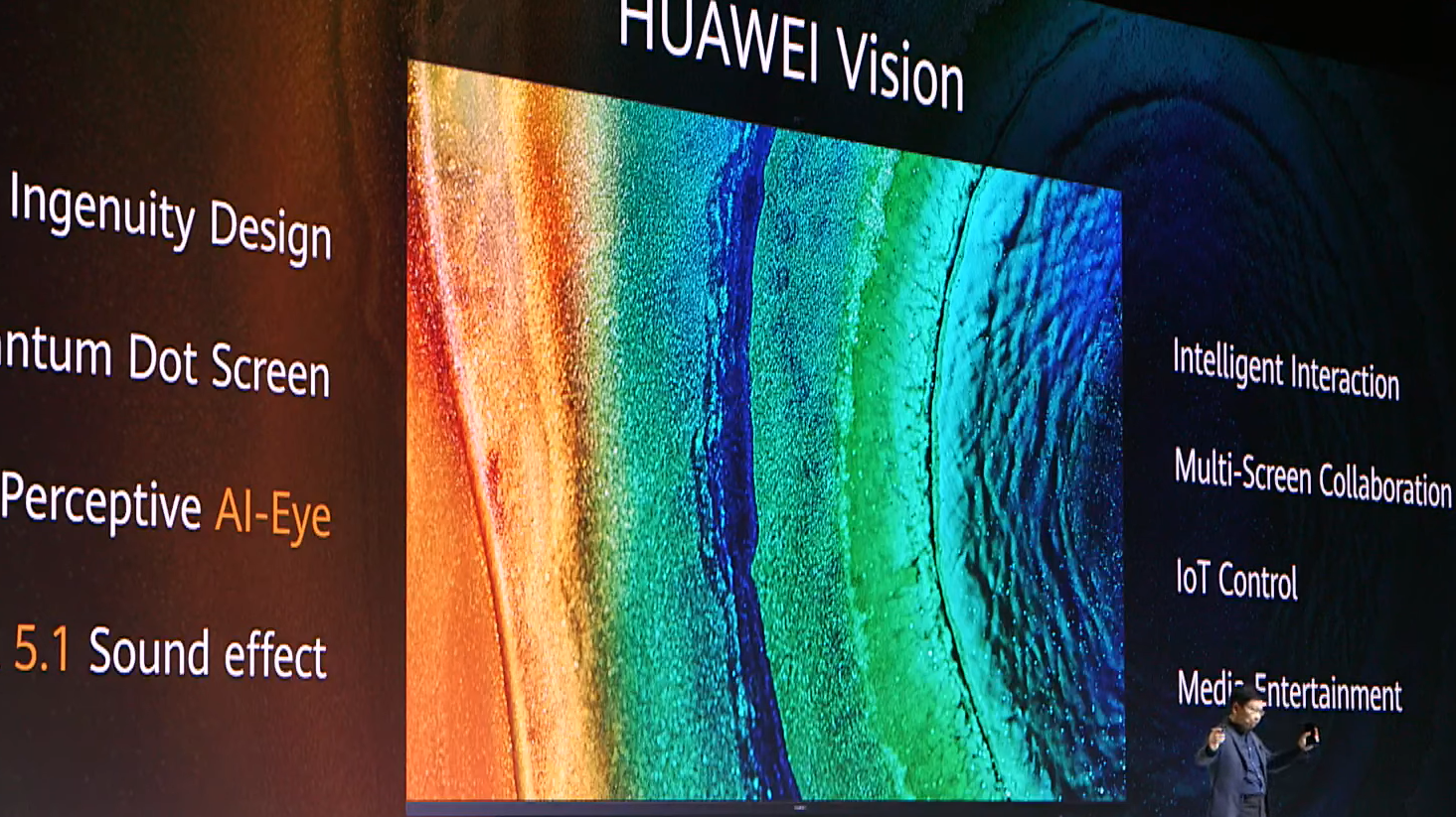 Huawei Vision la Smart TV de Huawei con HarmonyOS es oficial 3