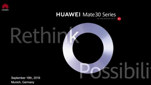 """El Mate 30 podría marcar el fin de la era """"Google"""" para Huawei 1"""