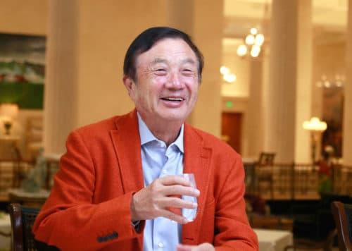 """Ren Zhengfei """"HarmonyOS estará a la altura de iOS en dos o tres años"""" 1"""