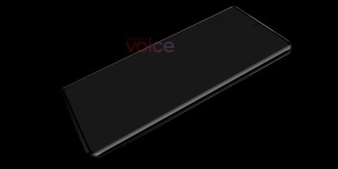 Este sería el primer render del Huawei P50 Pro 1