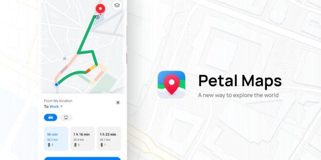 Petal Maps ya cuenta con indicaciones en bicicleta y a pie 1