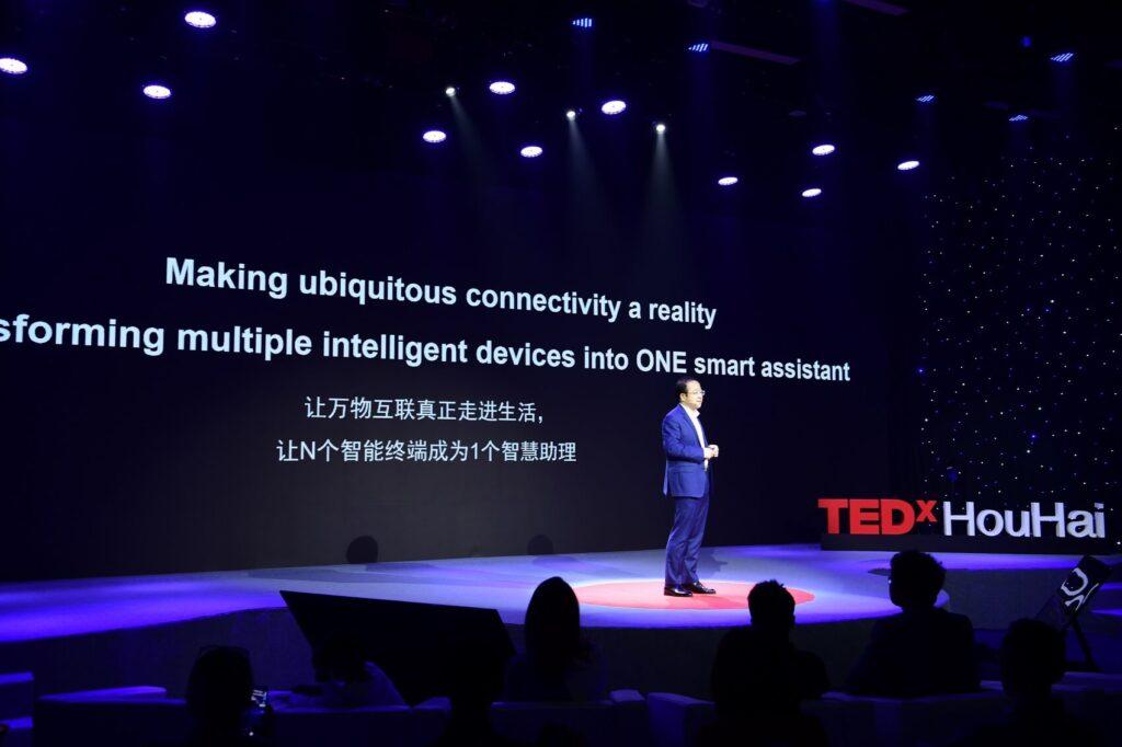 HarmonyOS en 300 millones de dispositivos este año. Este es el objetivo de Huawei 2
