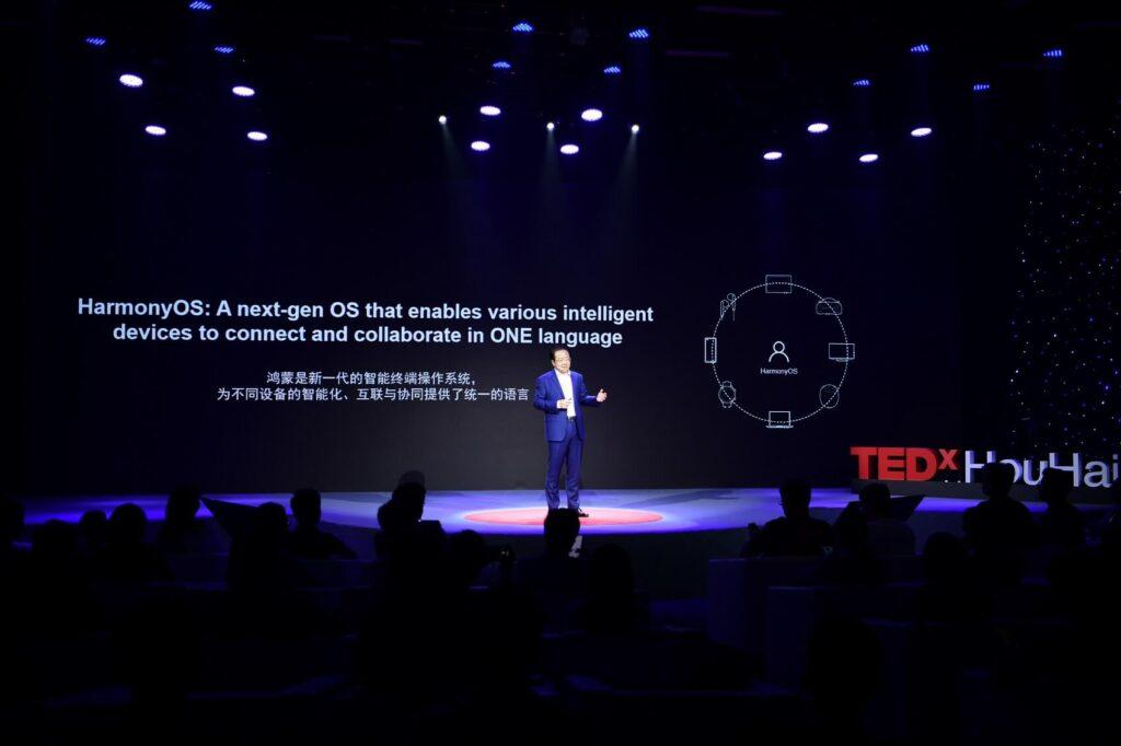 HarmonyOS en 300 millones de dispositivos este año. Este es el objetivo de Huawei 3
